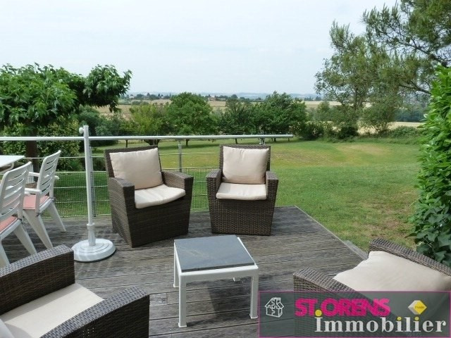Deluxe sale house / villa Escalquens 2 pas 735 000€ - Picture 2