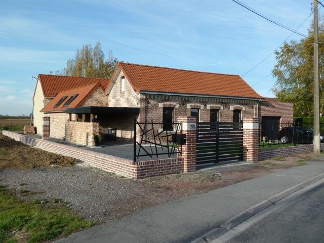 Vente maison / villa Calonne sur la lys 315000€ - Photo 1