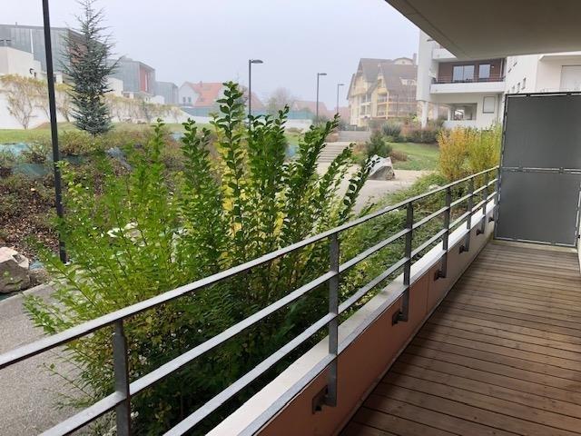 Rental apartment Souffelweyersheim 673€ CC - Picture 1