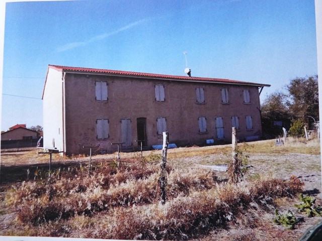 Vendita casa Montverdun 220000€ - Fotografia 1
