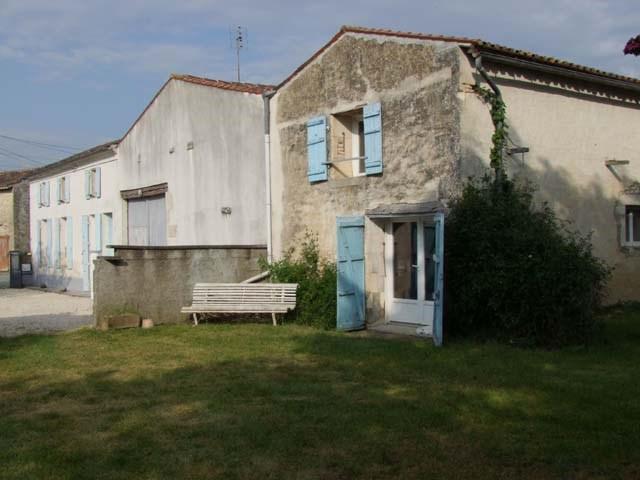 Vente maison / villa Varaize 148500€ - Photo 3