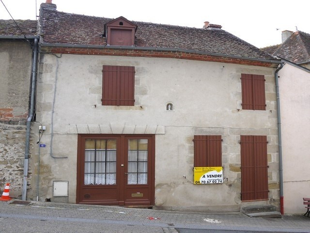 Sale house / villa Bourbon l archambault 64 000€ - Picture 5