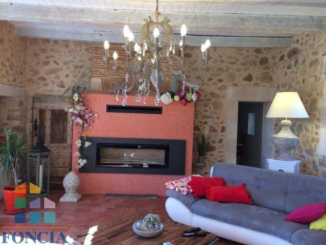 Sale house / villa Saint-sauveur 335000€ - Picture 4