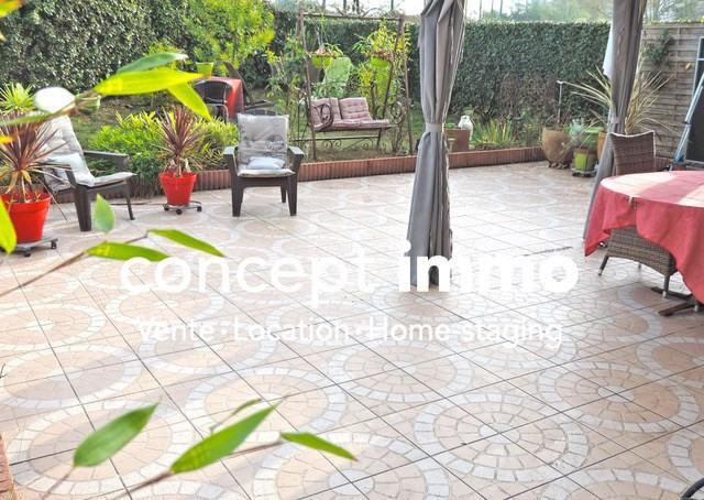 Vente maison / villa Cazaux 282000€ - Photo 9