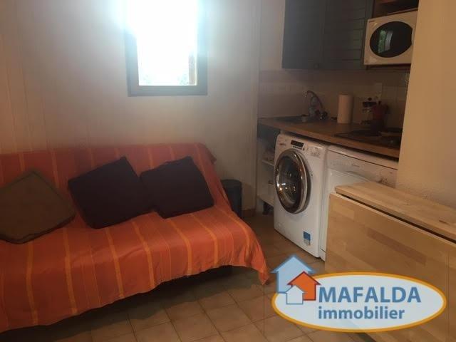 Rental apartment Mont saxonnex 420€ CC - Picture 2