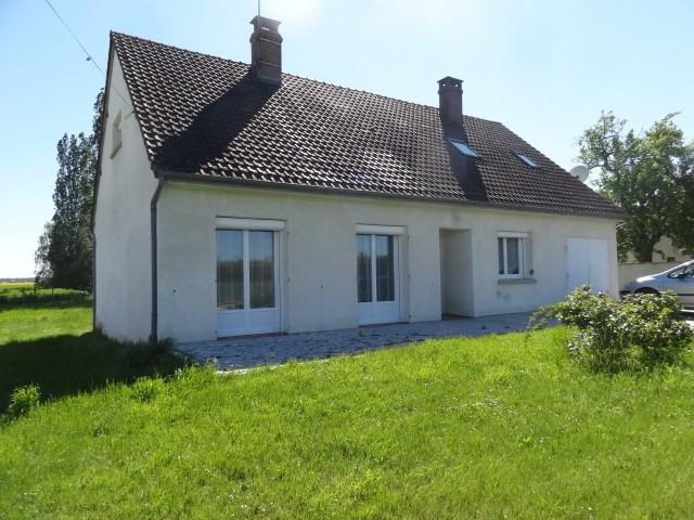 Sale house / villa Saint hilaire sur puiseaux 162000€ - Picture 1