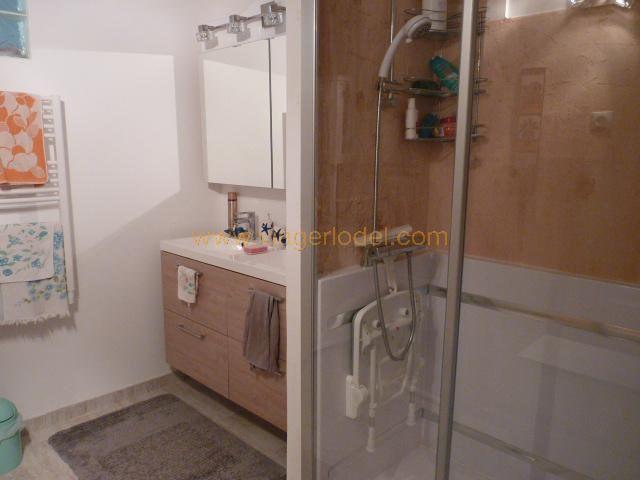 Vendita nell' vitalizio di vita casa Toulon 85000€ - Fotografia 13