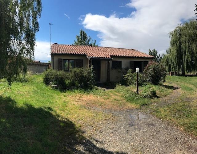 Sale house / villa Cubnezais 114000€ - Picture 1