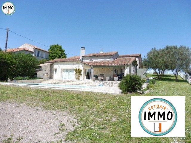 Sale house / villa Saint-dizant-du-gua 527 500€ - Picture 1