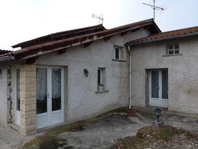 Venta  casa Poncins 186000€ - Fotografía 1