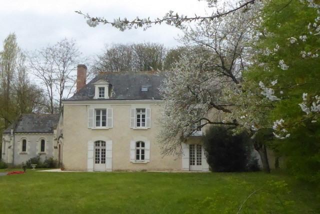 Vente de prestige hôtel particulier Angers 10 mn centre 496000€ - Photo 3