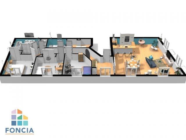 Sale apartment Bourg-en-bresse 252000€ - Picture 1