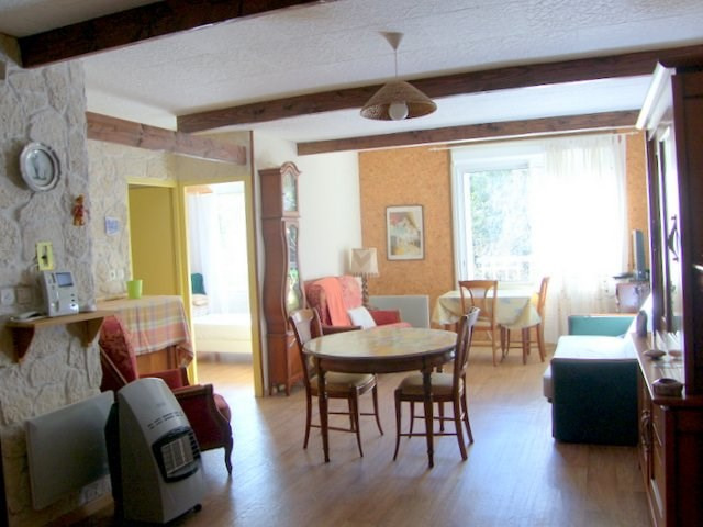 Vente appartement Prats de mollo la preste 120000€ - Photo 1