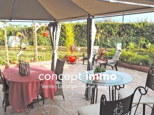 Vente maison / villa Cazaux 282000€ - Photo 1