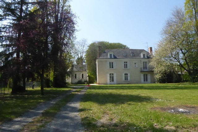 Vente de prestige maison / villa Angers 10 mn centre 496000€ - Photo 1