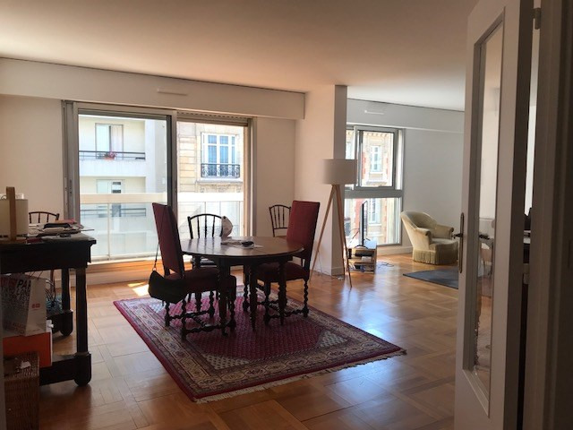 Rental apartment Paris 16ème 3600€ CC - Picture 2