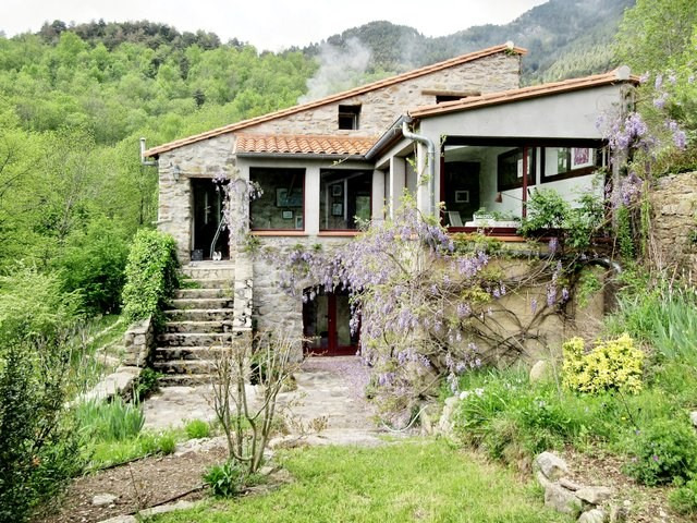 Vente maison / villa Prats de mollo la preste 390000€ - Photo 1