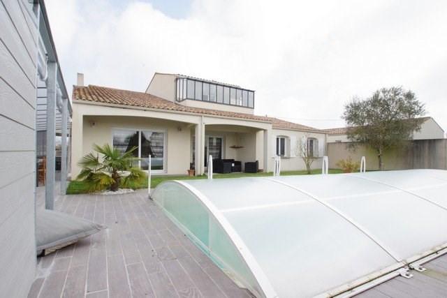 Sale house / villa Aigrefeuille d'aunis 301600€ - Picture 2