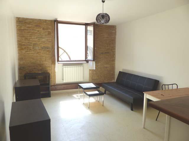 Location appartement Bourgoin jallieu 540€ CC - Photo 1