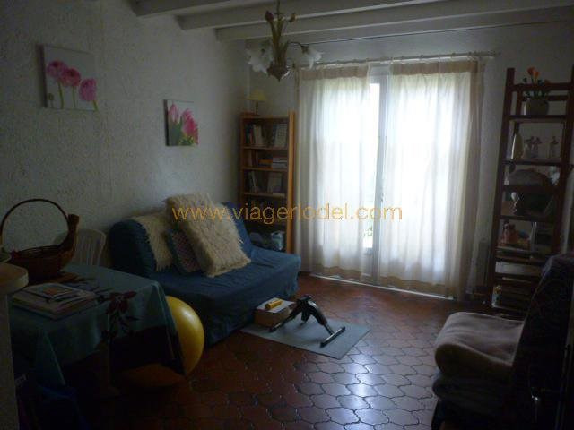 Life annuity apartment Fréjus 48 000€ - Picture 6