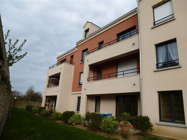 Rental apartment Melun 726€ CC - Picture 1