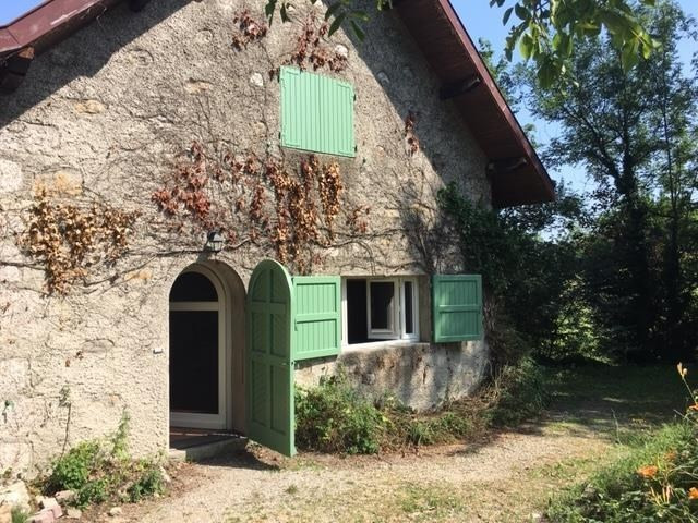 Rental house / villa Culoz 730€ CC - Picture 1
