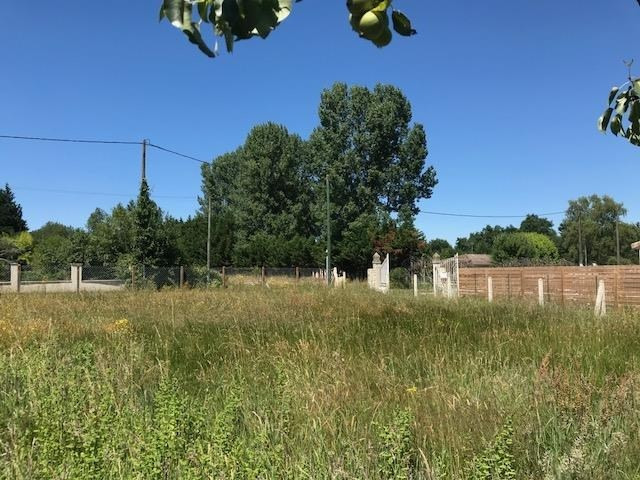 Sale site Cavignac 56 500€ - Picture 1