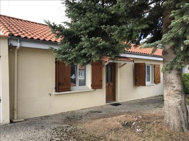 Vente maison / villa Poitiers 129000€ - Photo 1