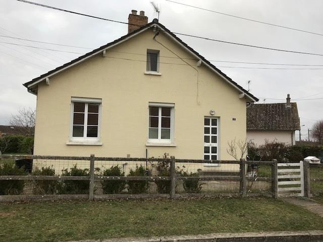 Sale house / villa Aubigny sur nere 89000€ - Picture 2
