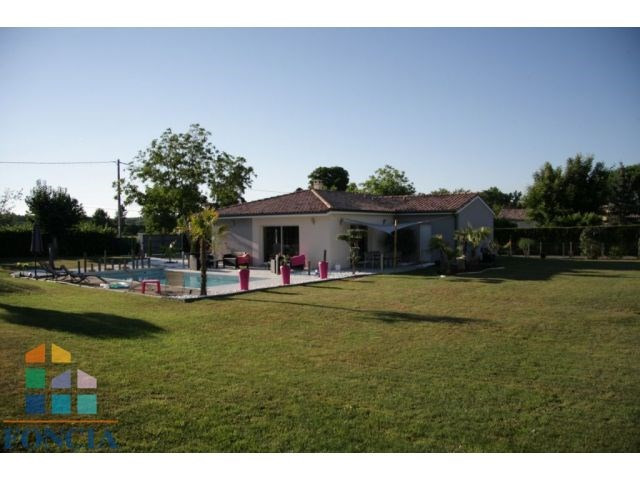 Vente maison / villa Lamonzie-saint-martin 352000€ - Photo 2