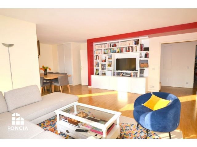 Deluxe sale apartment Suresnes 870 000€ - Picture 4