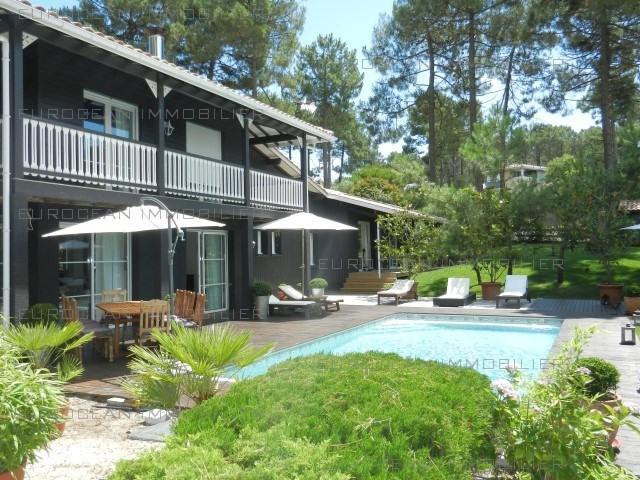 Alquiler vacaciones  casa Lacanau-ocean 2465€ - Fotografía 1