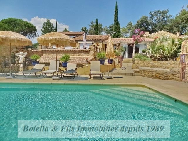 Deluxe sale house / villa Uzes 1 265 000€ - Picture 2