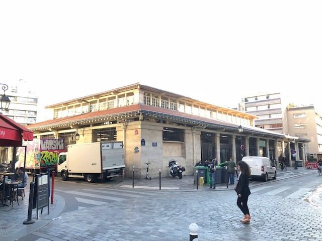 Commercial lease transfer shop Paris 12ème 75000€ - Picture 1