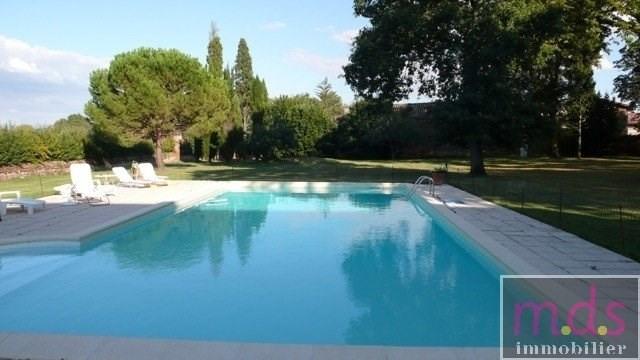 Vente de prestige maison / villa Montastruc-la-conseillere secteur 1295000€ - Photo 4