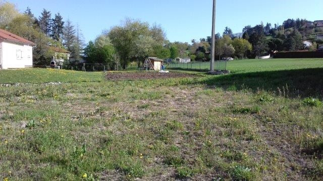 Revenda terreno Saint-bonnet-les-oules 157000€ - Fotografia 1