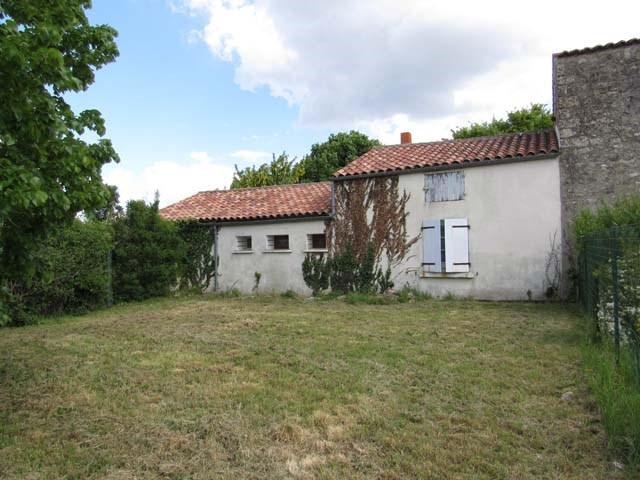 Vente maison / villa La jarrie-audouin 85600€ - Photo 3
