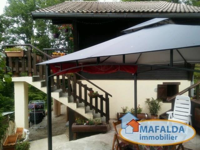 Vente maison / villa Mont saxonnex 285000€ - Photo 1