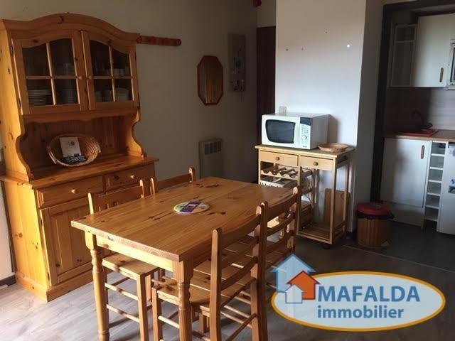 Location appartement Mont saxonnex 420€ CC - Photo 1