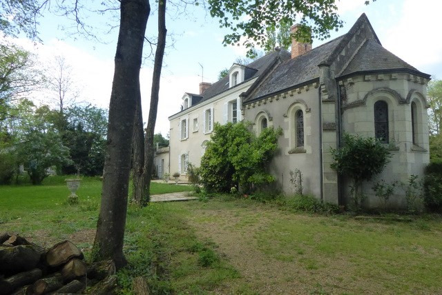 Deluxe sale private mansion Angers 10 mn centre 496000€ - Picture 4