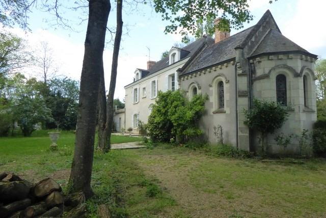 Vente de prestige hôtel particulier Angers 10 mn centre 496000€ - Photo 4