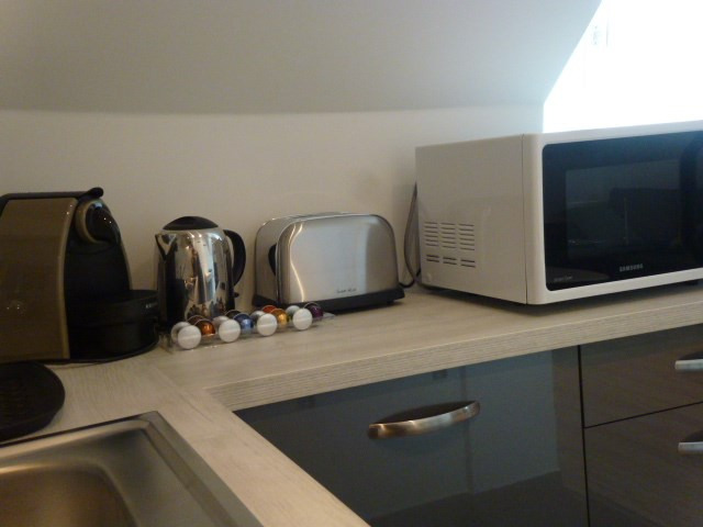 Rental apartment Fontainebleau 950€ CC - Picture 10