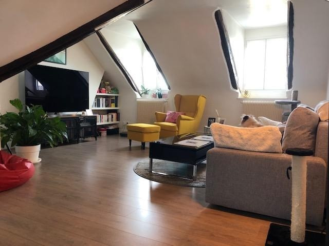Rental apartment St germain en laye 1 380€ CC - Picture 1