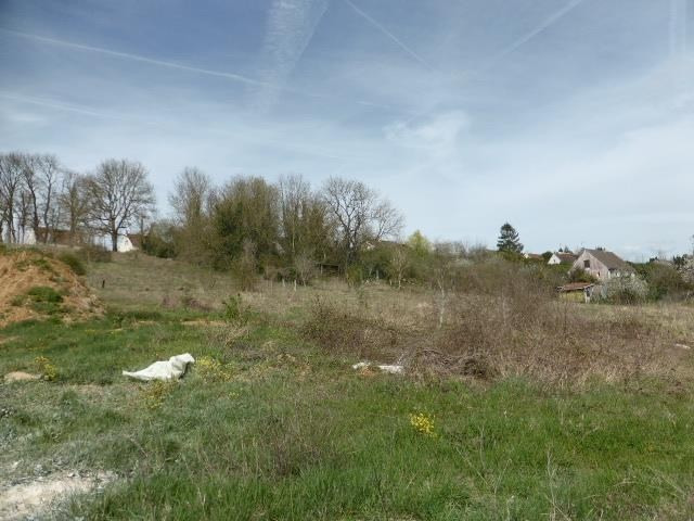 Vente terrain Crepy en valois 108000€ - Photo 1