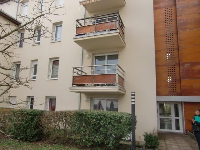 Sale apartment Luneville 72 000€ - Picture 1