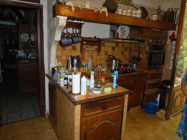 Vitalicio  casa Vallauris 145000€ - Fotografía 6