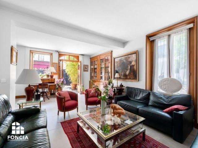 Deluxe sale house / villa Suresnes 1460000€ - Picture 2