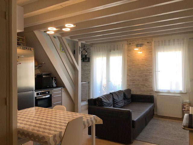 Venta  apartamento Sainte-geneviève-des-bois 187000€ - Fotografía 1