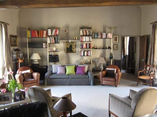 Revenda residencial de prestígio casa Villennes seur seine medan 1275000€ - Fotografia 7