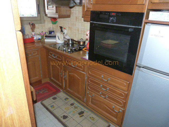 Life annuity apartment Cagnes-sur-mer 140 000€ - Picture 6